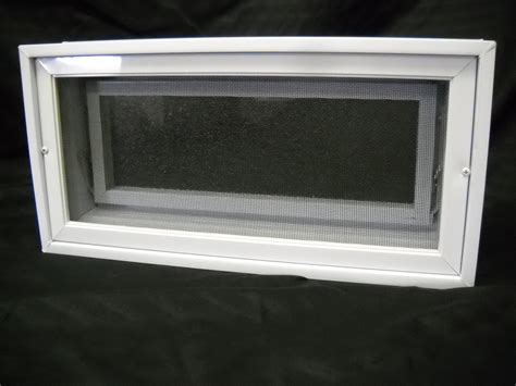 basement window with dryer vent types of glass block erie glass block window products designs pa glass block guys of erie pa