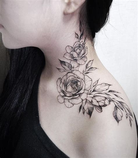 tattoo on neck ideas 50 cute neck tattoo designs to ink with lava360
