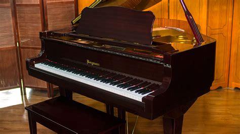 bergmann player baby grand  sale living pianos