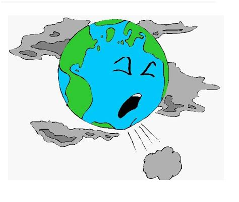 Kaos Save Earth From Pollution save environment coloring pages