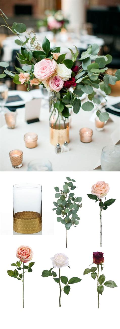 Simple Wedding Centerpieces by 25 Best Ideas About Diy Wedding Centerpieces On