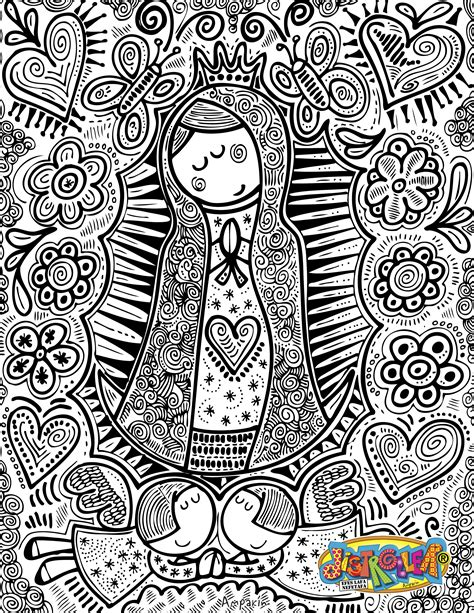 V 237 Rgen Para Colorear Distroller Cartoon Network Our Of Guadalupe Coloring Page
