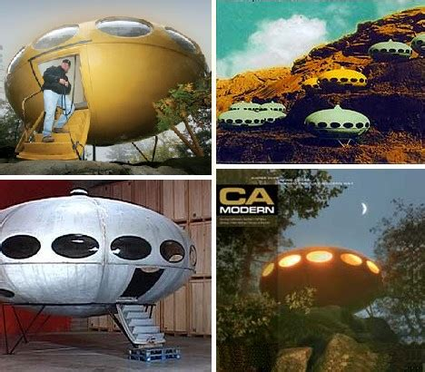 space house the futuro house space age ufo architecture comes home