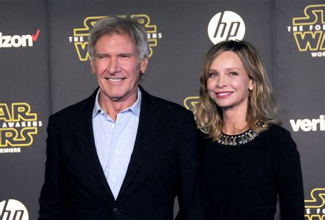 Calista Flockhart And Harrison Ford by Harrison Ford And Calista Flockhart S Marriage Is Getting