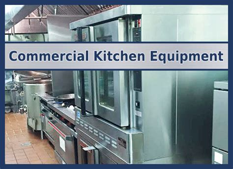 Commercial Kitchen Equipment Repair by Hill Repairs Commercial Industrial Kitchen