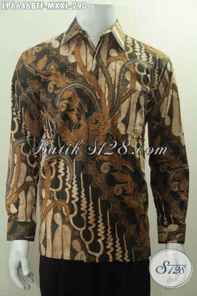 Kemeja Furing Batik Kombinasi Tulis Dan Cap 49 kemeja batik halus kwalitas bagus motif klasik baju batik cap tulis lengan panjang pakai