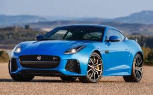 Who Manufactures Jaguar Cars 2017 Jaguar F Type Svr Makes Way With A New Altitude Car