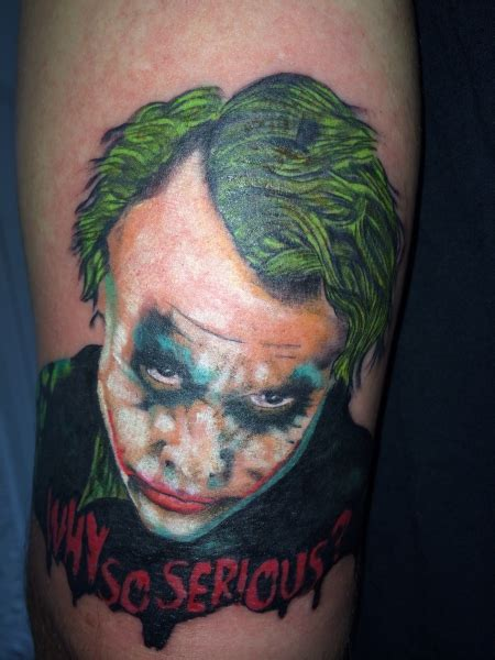 tattoo von joker humpl joker tattoos von tattoo bewertung de