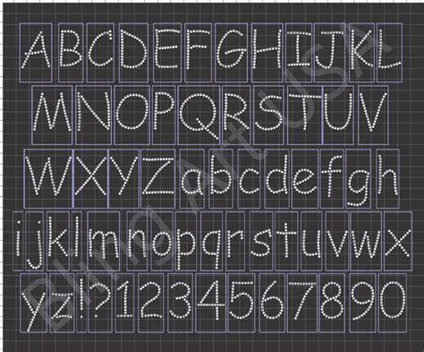 sticky flock templates 2 inch comic rhinestone font sticky flock templates files