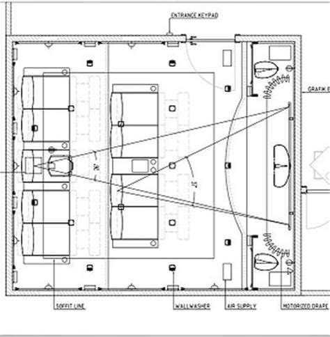 home theater floor plan pin by tammy perry on floor plans pinterest