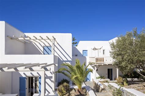Garden Standard Hotel by Standard Garden View Mykonos Accommodation