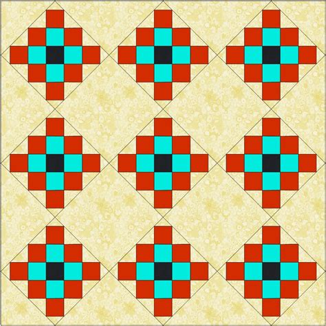 Quilt Square Designs by Sew Fresh Quilts Square Quilt Block Tutorial Part 1