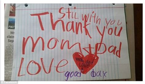 Find Died Leland Shoemake S Parents Find His Goodbye Note After He Died From A Brain Infection