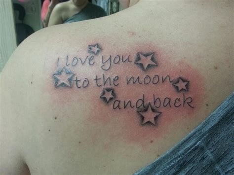 to the moon and back tattoos 20 i you to the moon and back ideas hative