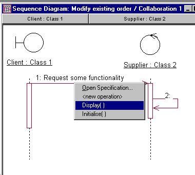 cara membuat sequence diagram dengan rational rose ict notes seri tutorial rational rose sequence diagram