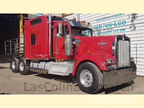 kenworth trucks usa used kenworth w900 tractor units year 1999 for sale
