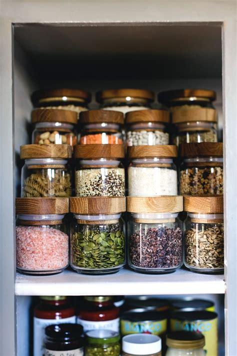best 25 kitchen jars ideas on storage ideas