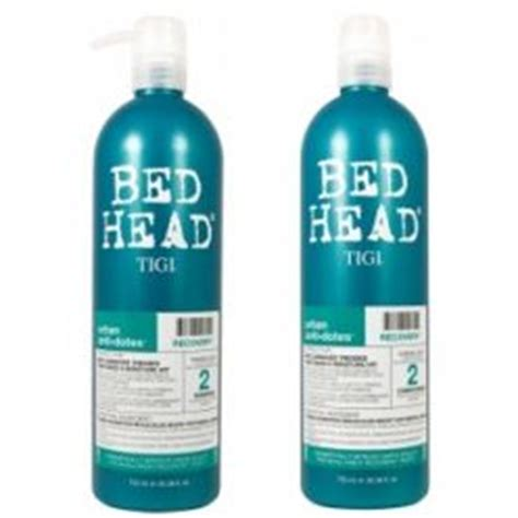 bed head urban antidotes tigi bed head urban antidotes level 2 recovery reviews photo ingredients makeupalley