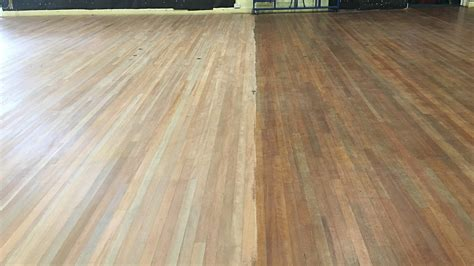 Wood Floor Restoration by Wood Floor Restoration Reigate Priory School Renue Uk
