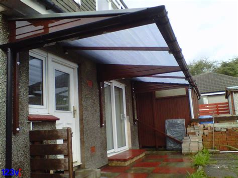 House Awnings Uk by Domestic Patio Canopy
