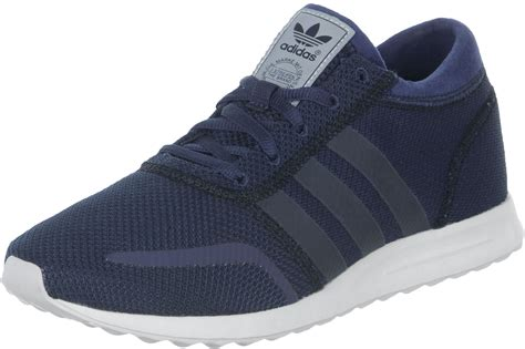 adidas los angeles shoes blue