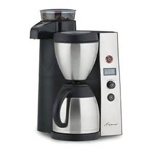 capresso coffeeteam therm 455 coffee maker free shipping