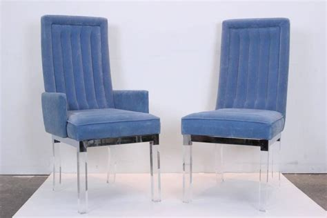 lucite dining room chairs set of ten charles hollis jones lucite dining chairs at