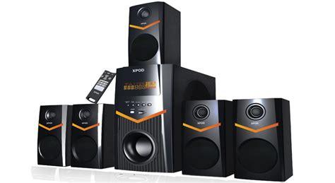 Speaker Titan 5 New 2 1 xpod enjoy