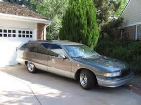 used chevrolet caprice station wagon for sale by owner in