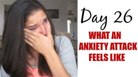 day    anxiety attack feels  story time