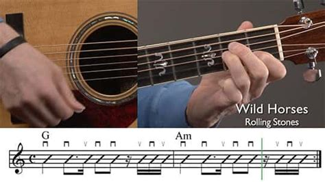 strumming pattern for you and tequila acoustic guitar lessons guitar compass