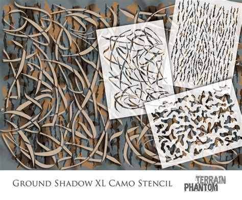 camo paint template camo patterns stencils symbols