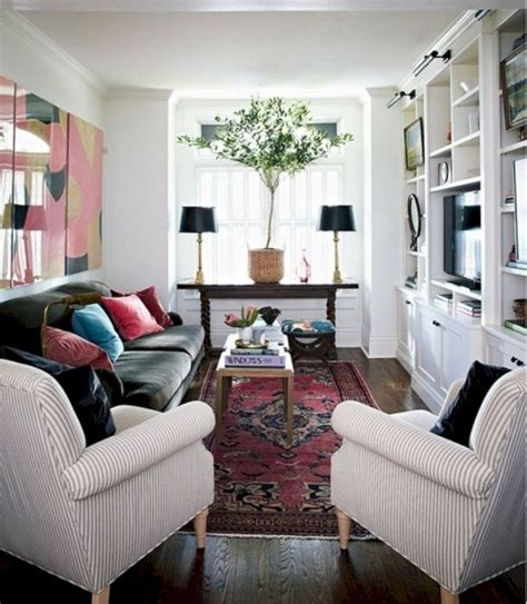 small rectangle living room layout  small rectangle