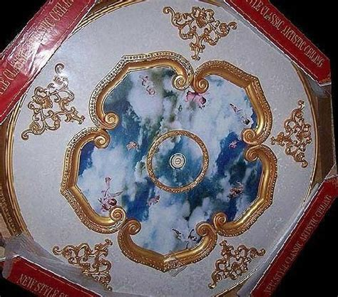 cloud ceiling ceiling medallions and cherub on pinterest
