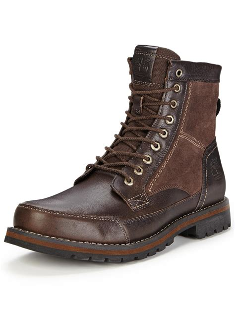 browning boots for timberland larchmont 6 inch boots in brown for