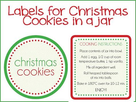 printable mason jar cookie labels 180 best images about cookies in a jar on pinterest