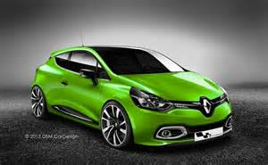 Renault Clio Green Renault Clio Sports 2013 Green Cars