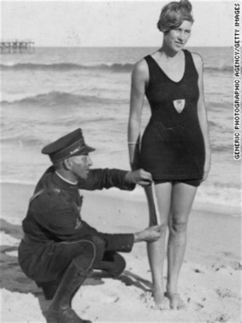 the evolution of the bathing suit the history of swim