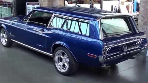 new mustang wagon ford mustang sport wagon