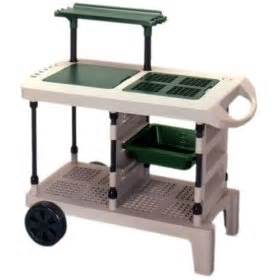 gardening bench with wheels tree free potting bench maybe try see