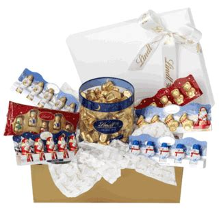 lindt christmas table decorations gift her christmas gifts