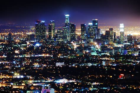 in the city of light los angeles becomes city in the to its