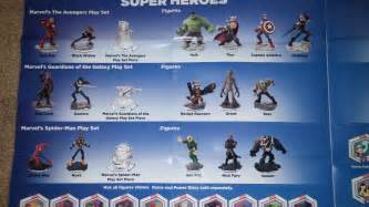 Disney Infinity 2 0 Marvel Characters Disney Infinity 2 0 Characters Poster Images