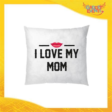 smart home gadgets every mom would love on mother s day cuscino quadrato festa della mamma personalizzato quot i love