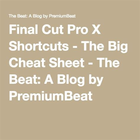 final cut pro editing tips 750 best editing images on pinterest adobe audition