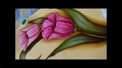 imagenes para pintar acrilico como pintar hojas en tela con dobles youtube