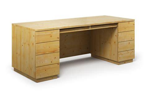 Kiefer Schreibtisch by Statua Aus Kiefer Schreibtisch