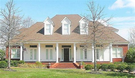 Louisiana House Plans Louisiana House Plans Louisiana Plantation House Plans