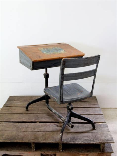 vintage school desk children s desk my world