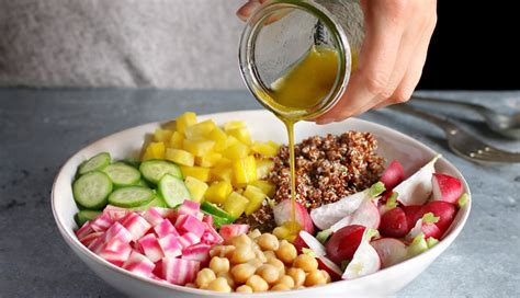 healthy fats salad dressing healthy oils in salad dressing boost nutrition